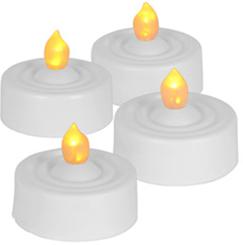 Werbung | Sicherer Kerzenschein mit dem elektrischen Teelicht