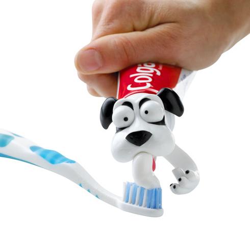 Werbung | Die Katze lässt das Putzen nicht! Zahnpasta Tubenaufsatz