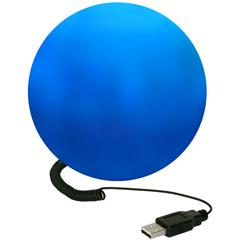 Werbung | Stimmungsvoller Farbwechsel am PC – USB Mood Ball