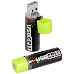 Werbung | USB Cell – Die alternative zum Akku