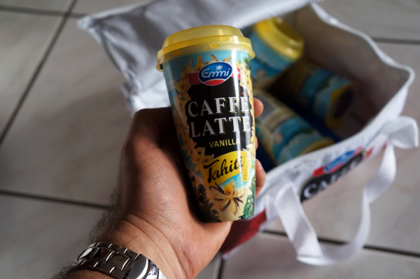 Werbung | Emmi CAFFÈ LATTE Vanilla Tahiti Edition