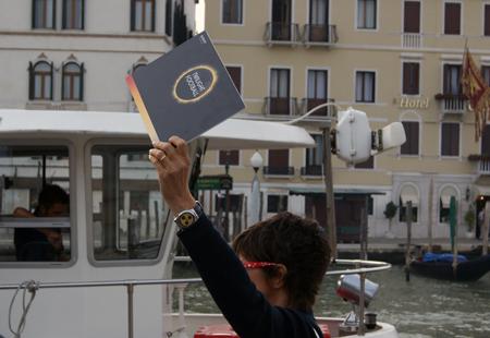 Werbung | Foto Impressionen aus Venedig – Sony Twilight Football