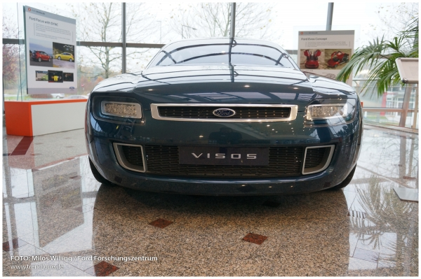 Concept: Ford Visos – 2003