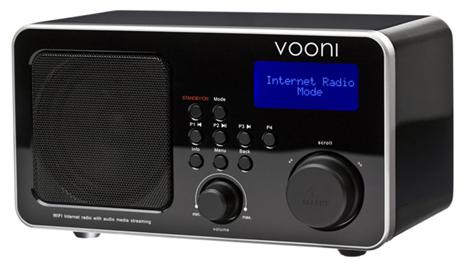 Werbung | Vooni Internetradio – alt und neu verknüpft