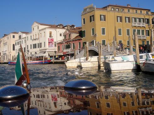Werbung | Weitere Foto Impressionen aus Venedig – Sony Twilight Football
