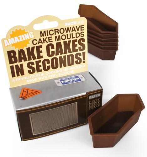 Werbung | Nur 60 Sekunden bis zu der großen Krümelattacke – Mikrowellenbackformen